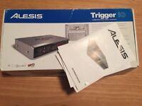 Alesis Trigger io USB/MIDI Drum Trigger Interface