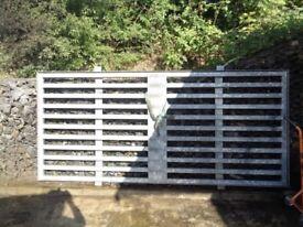 Cattle Grid / Grate heavy duty, Cow driveway gate