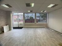 Shop / office on a main busy Road Poulton Road Wallasey