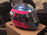 Guy Martin k3 helmet