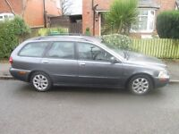Volvo V40 1.9 Diesel for sale. Full leather, heated seats, cruise control. Reliable and economical.