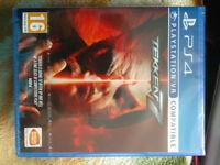 Tekken 7 PS4 Brand New Unopened***