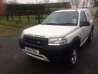 Land Rover Freelander (van) for sale