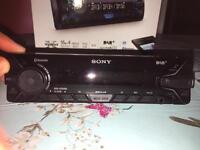 Sony DSX-A500BD Car Digital Media Player!