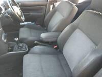Volkswagen Golf Mk4 interior. 5dr GT TDI