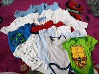 Huge 45 piece baby boy 3-6 month bundle