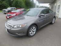 2011 Ford Taurus SEL, LOCAL TRADE, LEATHER!