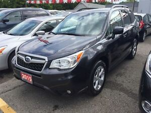 2015 Subaru Forester i Touring panoramic roof, power tailgate