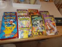 Pokemon videos for sale x8