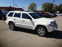 2007 Jeep Grand Cherokee Limited SUNROOF LEATHER