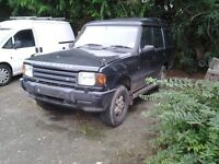 Landrover discovery 300d