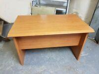 New desk 120cm x 76cm and 75cm high