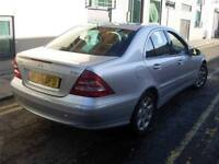 MERCEDES-BENZ C220 CDI ELEGANCE SE | SERVICE HISTORY | AUTOMATIC | ONLY 1895