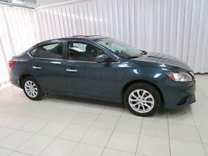 2018 Nissan Sentra HURRY!! DON'T MISS OUT!! SV SEDAN W/ BLUETOOT