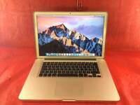 Macbook Pro 15inch A1286 [Matt Screen] 2.2Ghz intel Core i7 8GB Ram 1TB 2011 + WARRANTY, NO OFFERS