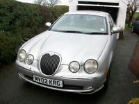 Jaguar S Type 4.2 V8. Good overall condition