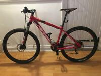 Merida men's big seven 2015 mountain bike
