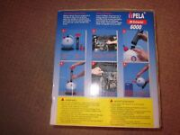 PL-6000 PELA 6000 Oil Extractor for diesel engines, Smart car sumps and narrowboat engines