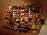 Car collection with playmat