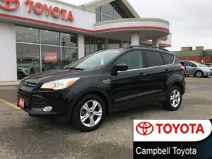 2015 Ford Escape SE--AWD--HEATED LEATHER--MOON ROOF