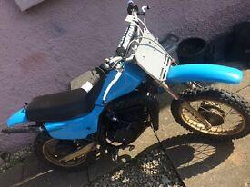 Suzuki ds80cc