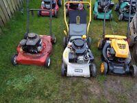 Petrol Lawnmowers