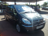 IDEAL BUDGET 2005 05 CITREON PICASSO DIESEL MPV 1.6 ENGINE LOW ROAD TAX MOT.D FEB 2017