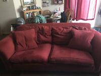 Used very comfy sofa