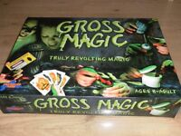 The box of shocks and Gross Magic. 1 used & 1 new. Great condition