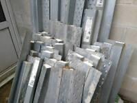 Builders steel lintles