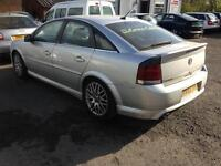Vauxhall Vectra turbo diesel New shape