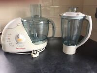 Moulinex Ovatio 3 Duo Super Press Plus Food Processor with Blender