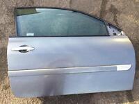 Renault Megane MK2 Door, Bumper, parcel shelf, bonnet and boot lid