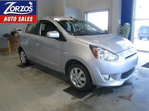 2014 Mitsubishi Mirage SE/Heated Seats/Bluetooth