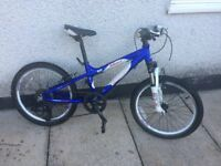 "Carrera Blast Junior Mountain Bike 20"" wheels - FOR SALE - Good Condition"