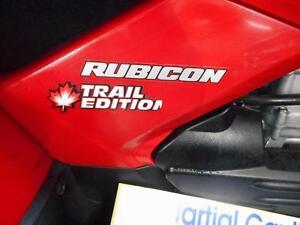 2008 Honda TRX500 Rubicon Trail Edition Saguenay Saguenay-Lac-Saint-Jean image 6