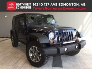2013 Jeep WRANGLER UNLIMITED Rubicon | Leather Heat Seats | Nav