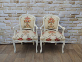 Pair of Beautiful chairs (Delivery)
