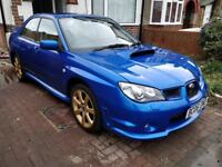 Subaru Impreza WRX - Unmodified Hawkeye