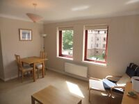 1 bedroom fully furnished 2nd floor flat for rent on North Werber Place, Fettes, Edinburgh