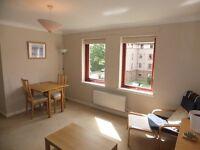 1 bedroom fully furnished 2nd floor flat for rent on North Werber Place, Fettes, Edinburgh
