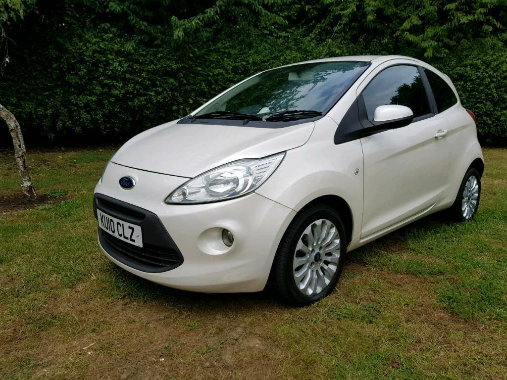 Plate Ford Ka   Tdci Turbosel P X Welcome