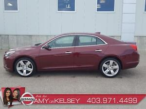 2015 Chevrolet Malibu LTZ **LUXURY/SMOOTH RIDE**