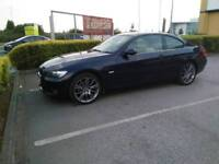 BMW 320i coupe, full mot, excellent condition