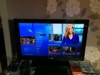 "Sony Bravia 32"" 1080p full HD LCD TV"