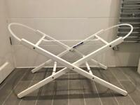 Moses basket stand (foldable)
