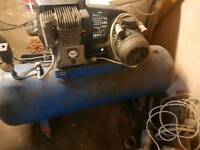 Ingersollrand air compressor