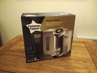 Tommee Tippee Perfect Prep baby formula machine - brand new