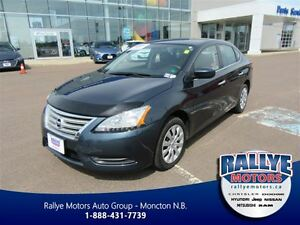 2014 Nissan Sentra Bluetooth! Keyless! Traction and Stability!