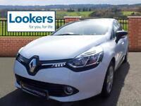 Renault Clio DYNAMIQUE MEDIANAV ENERGY DCI S/S (white) 2014-03-31
